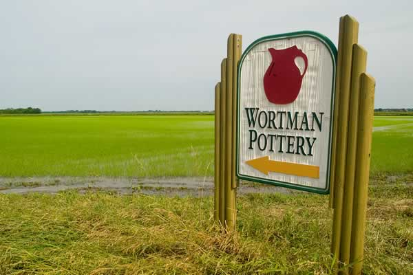 Come and Visit Wortman Pottery
